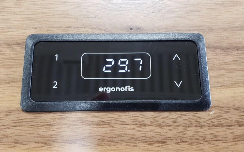 ergonofis controls