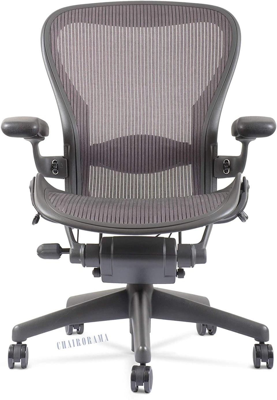 Most comfortable chair - high end - Herman Miller Aeron