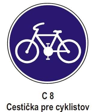 znackacestickacyklisti