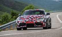 Nová Toyota Supra sa konečne oficiálne predstaví na autosalóne v Detroite!