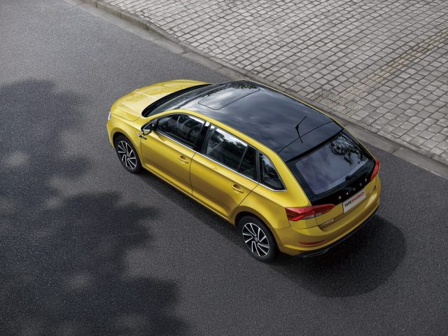 škoda rapid china 2020