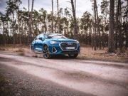 Audi Q3 Sportback startstop.sk
