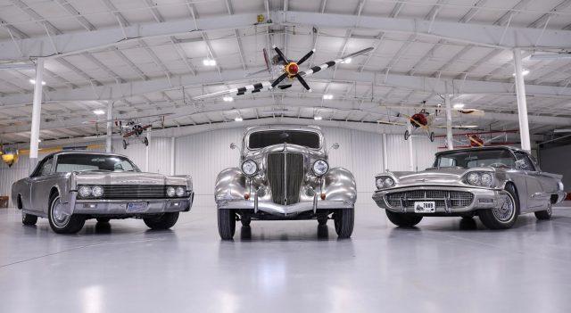 Ford Trio z nehrdzavejúcej ocele