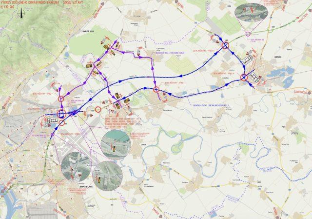 D4R7-Plánovaná uzávierka Seneckej cesty