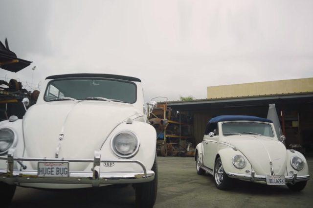 Zoznámte sa s VW Beetle, ktorý je väčší ako Hummer a má V8