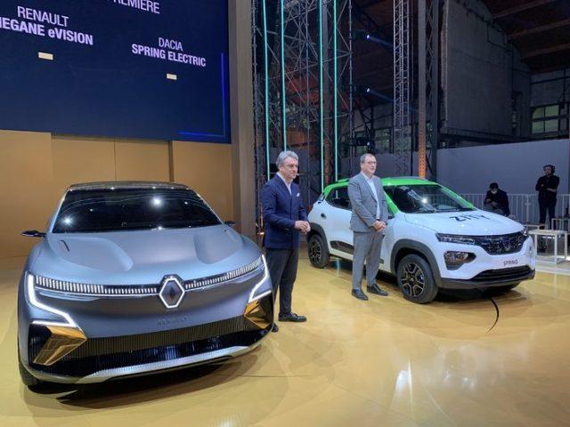 Elektricky a lacno, toto je naša budúcnosť! Renault a Dacia idú do elektriny