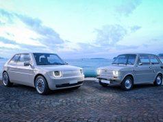 Pozrite sa na elektrický Fiat 126