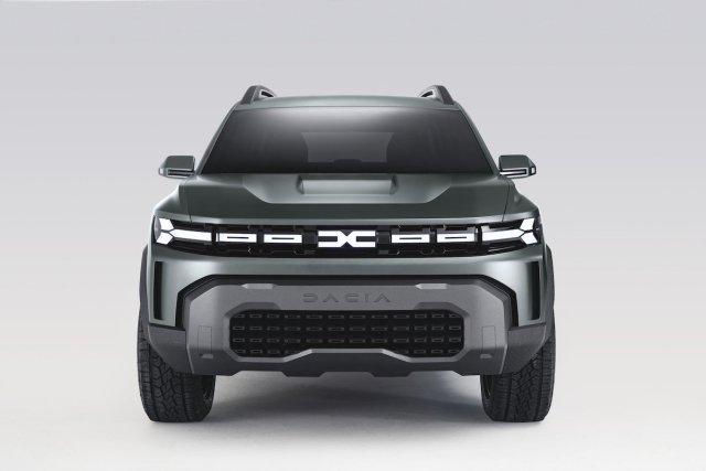 Úplne nová Dacia Bigster, čo vám pripomína 7-miestne SUV?