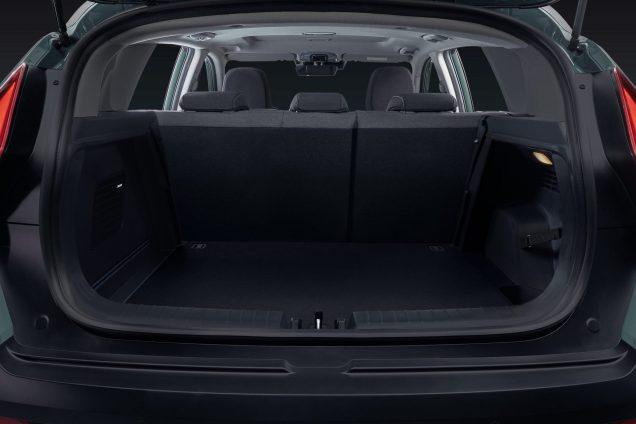Batožinový priestor so 411 litrami