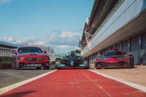 Mercedes-AMG GT 73 E-Performance: 800+ koní, ale V12 nečakajte