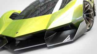 Lamborghini Matador concept
