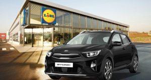 Lidl začal v Nemecku predávať autá