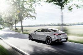 Mercedes-EQ, EQE V295, 2021Mercedes-EQ, EQE V295, 2021