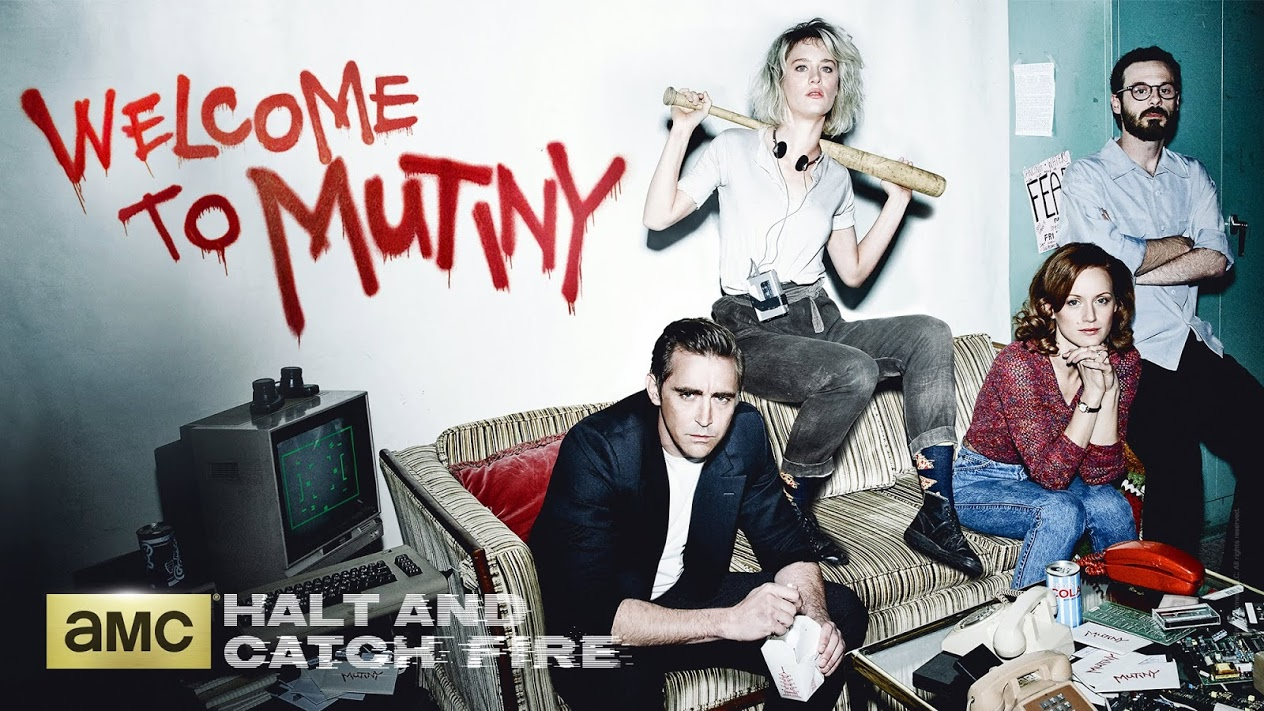 Halt and Catch Fire – the TV series about innovation (without Silicon Valley and start-ups) | Start-Up
