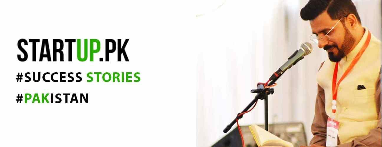 Shamoon Hashmi, Entrepreneur, Pakistan, StartupDotPk, Open