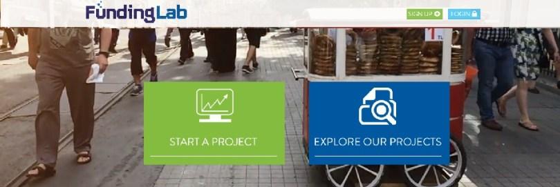 FundingLab Crowdfunding Platform Startup Dot Pk