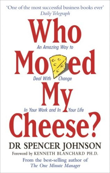 Who Moved My Cheese - Startup Archive