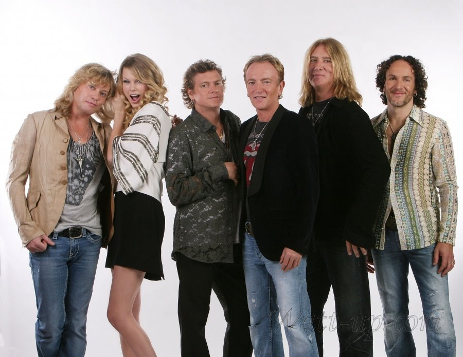 Def-Leppard-with-Taylor-Swift