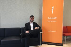 Carrott - Christian Raftery