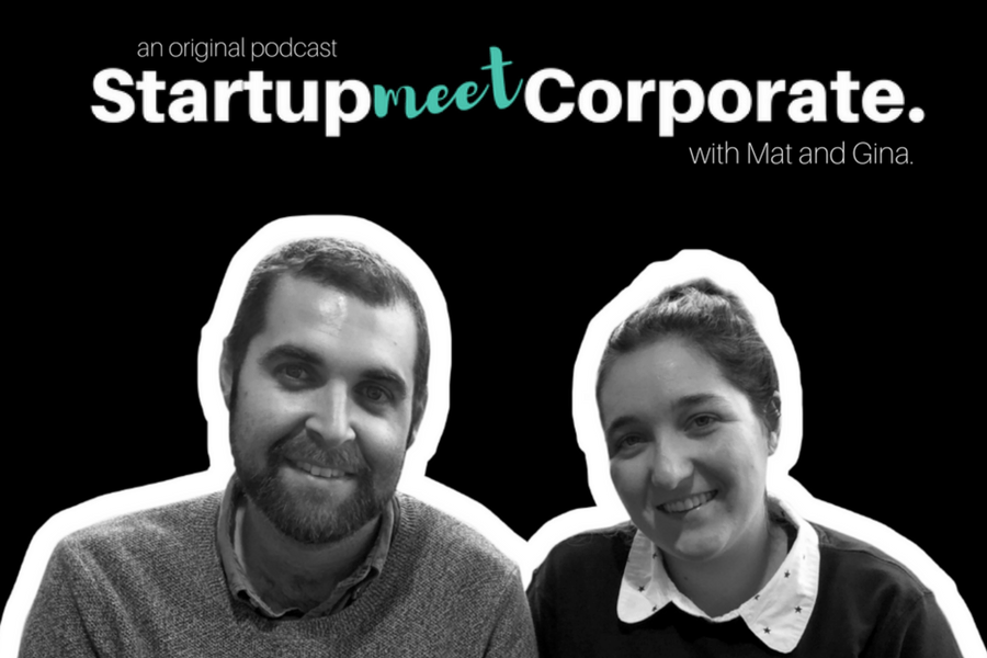 Startup Meet Corporate