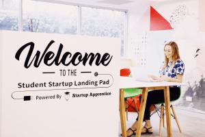 Student Startup Landing Pad