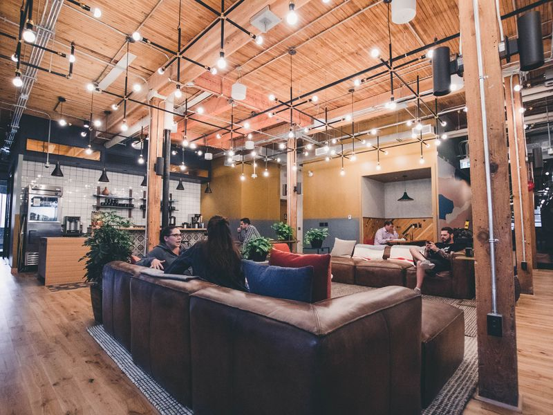 WeWork and REA Group