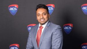 ACS President Yohan Ramasundara