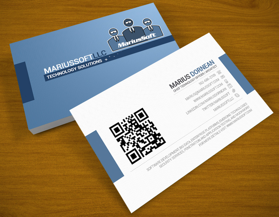 SEO Business Card Samples & Examples StartupGuys Net