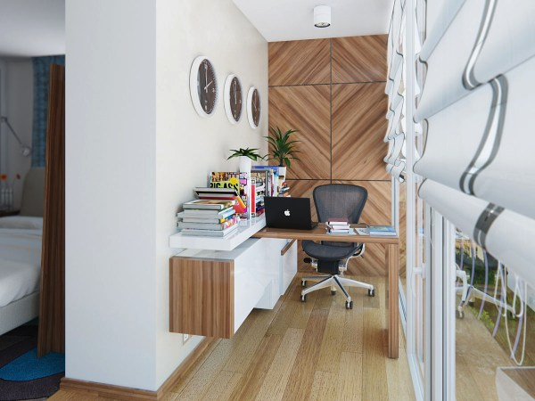 small home office design ideas Home Office Design Ideas for Small Spaces | StartupGuys.net