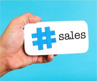 Risultati immagini per social media sales