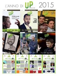 L'anno di UPmagazine 2015