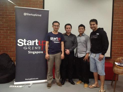 Albert Mai Involvement: co-ogranized StartupGrind Singapore 2012 with Mr. Son Le