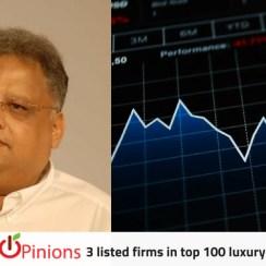 Rakesh own 1 of the luxury Brand