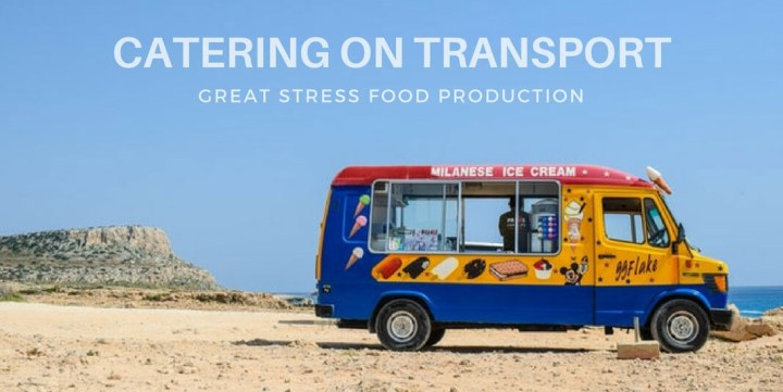 Catering on Transport
