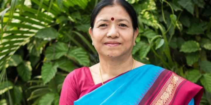 Dr Rukamani Nair