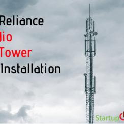 Reliance Jio TowerInstallation