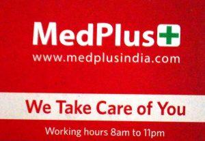 MedPlusMart online pharmacy store in india