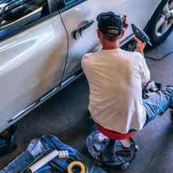 Automobile repairing business