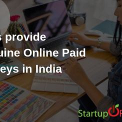 Sites provide Genuine Online Paid Surveys in India