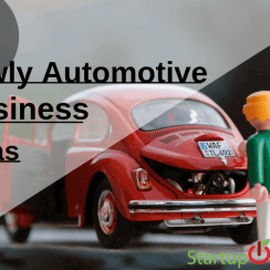 Automobile Business Ideas