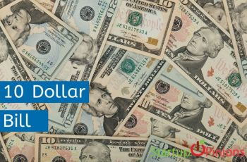 10 dollar bill president