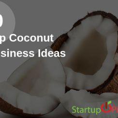 Coconut Business Ideas