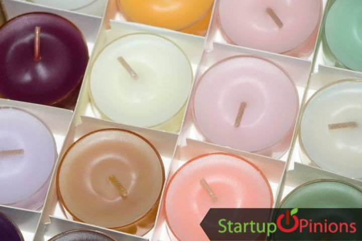 candle business in assam