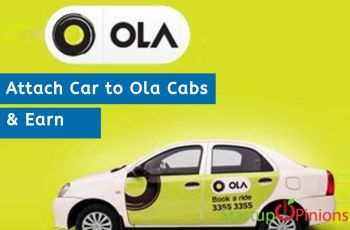 Attach Car to Ola Cabs & Earn