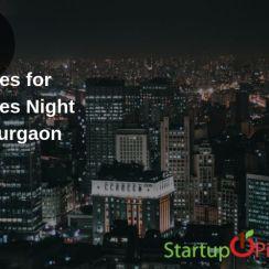 ladies night in gurgaon