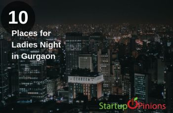 ladies night in gurgaon