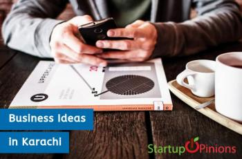 business ideas in karachi