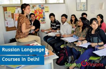 russian language course in delhi,
