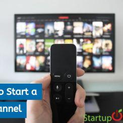 start a tv channel