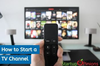 start a tv channel